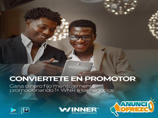 Promotor Winner UNOMAS, posibilidad de ingresos directos y residuales