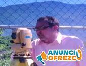 TOPÓGRAFO PROFESIONAL ASESORIA GRATIS