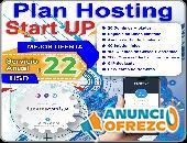 Planes Anuales: Obtenga el Mejor Alojamiento Web Hosting, Servidores Dedicados y Compartidos+ SSL Ce